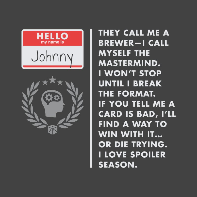 Johnny Women's T-Shirt by Epic Upgrades
