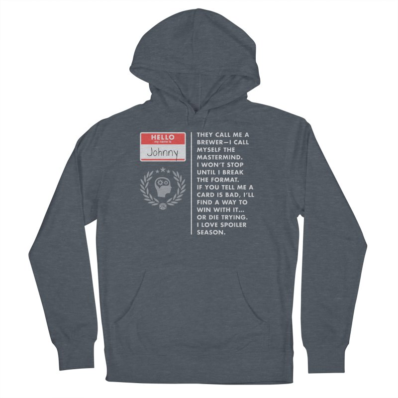 Johnny Women's Pullover Hoody by Epic Upgrades