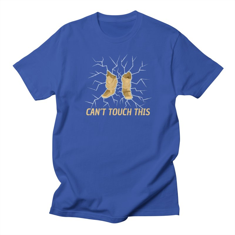 Lightning Greaves - Can't Touch This! Men's T-Shirt by Epic Upgrades