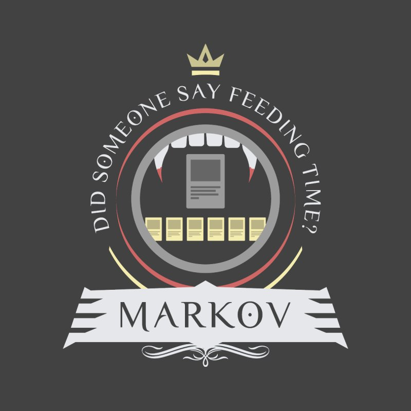 Commander Markov Men's T-Shirt by Epic Upgrades