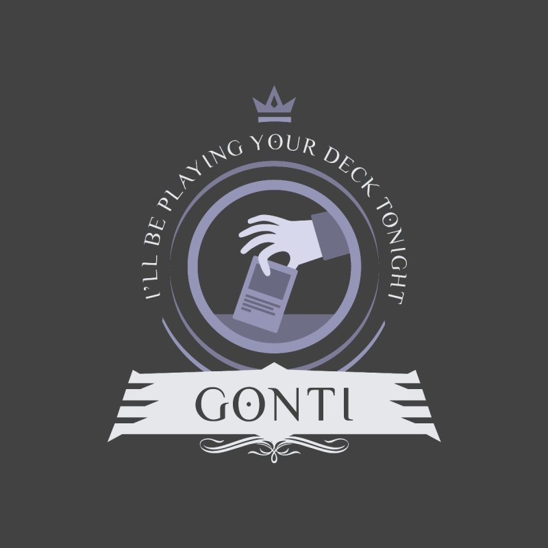 Commander Gonti by Epic Upgrades