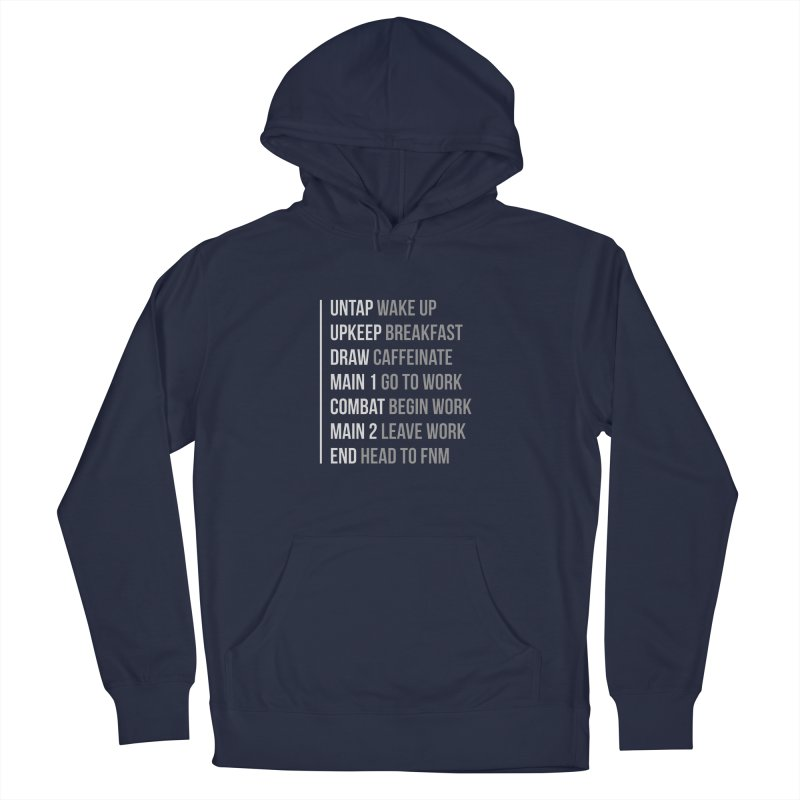 Phases of Life V2 Men's Pullover Hoody by Epic Upgrades