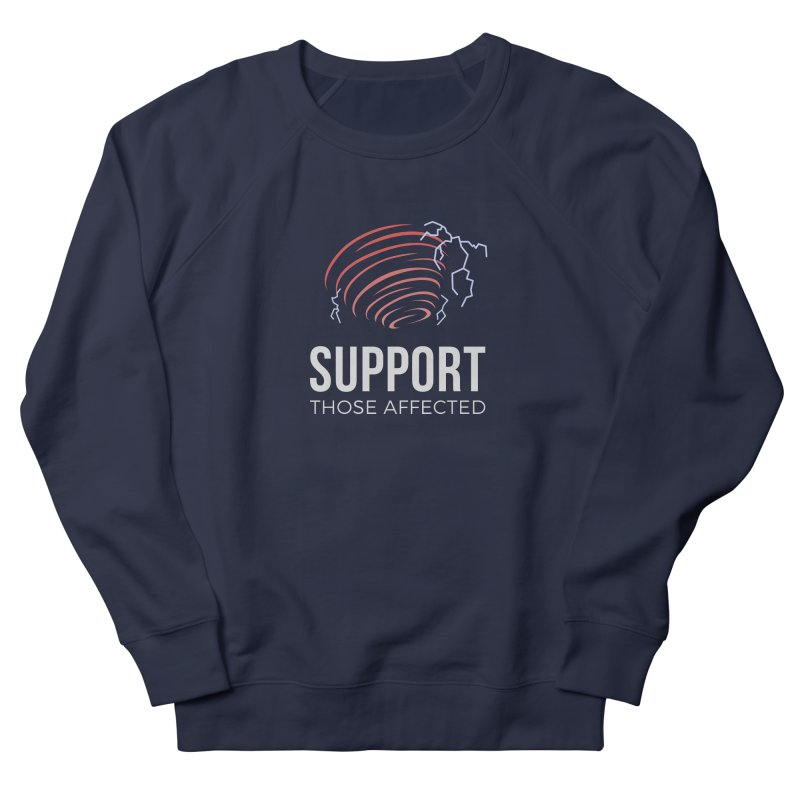 Cyclonic Rift - Support those Affected Men's Sweatshirt by Epic Upgrades