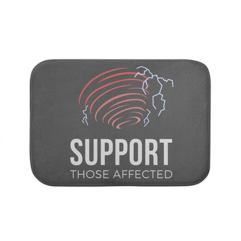 Cyclonic Rift - Support those Affected Home Bath Mat by Epic Upgrades