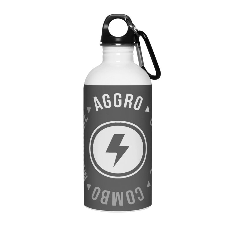 Aggro Mode Accessories Water Bottle by Epic Upgrades