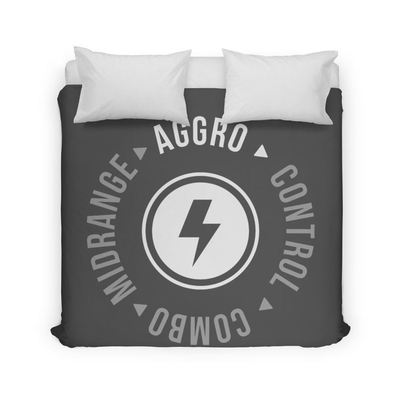 Aggro Mode Home Duvet by Epic Upgrades