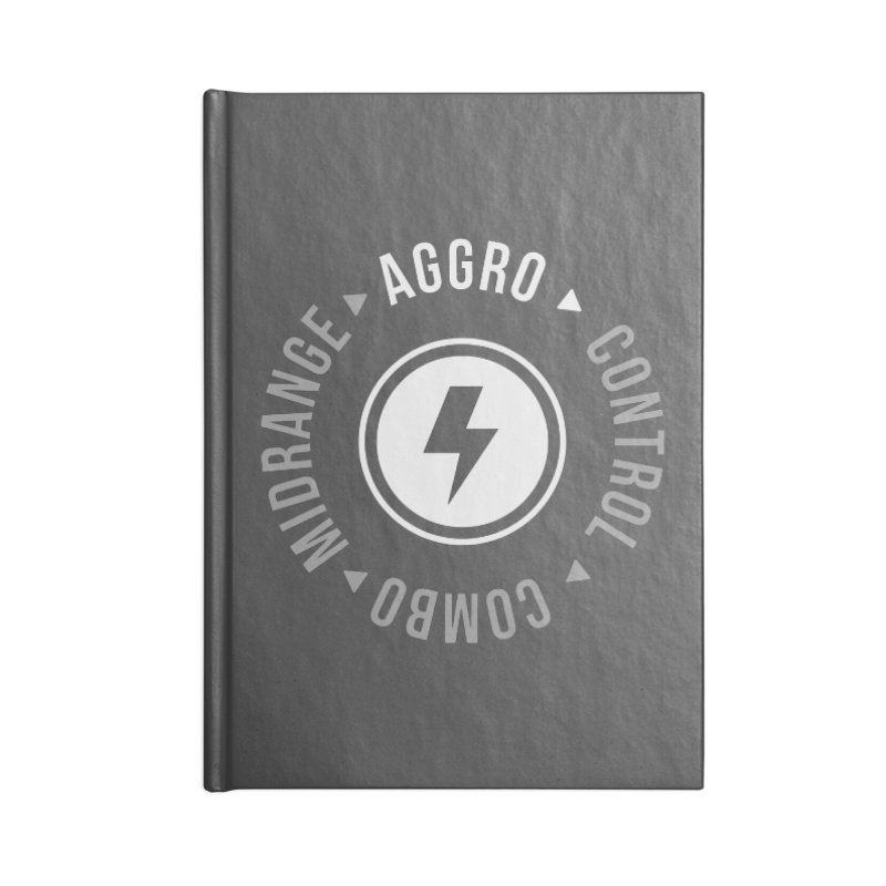 Aggro Mode Accessories Notebook by Epic Upgrades