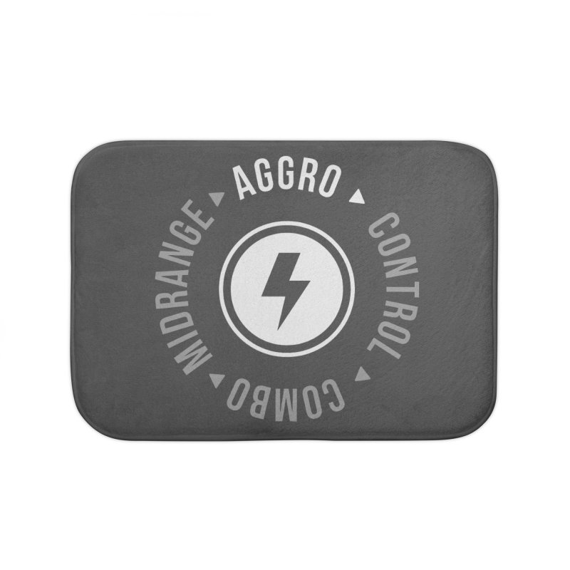Aggro Mode Home Bath Mat by Epic Upgrades