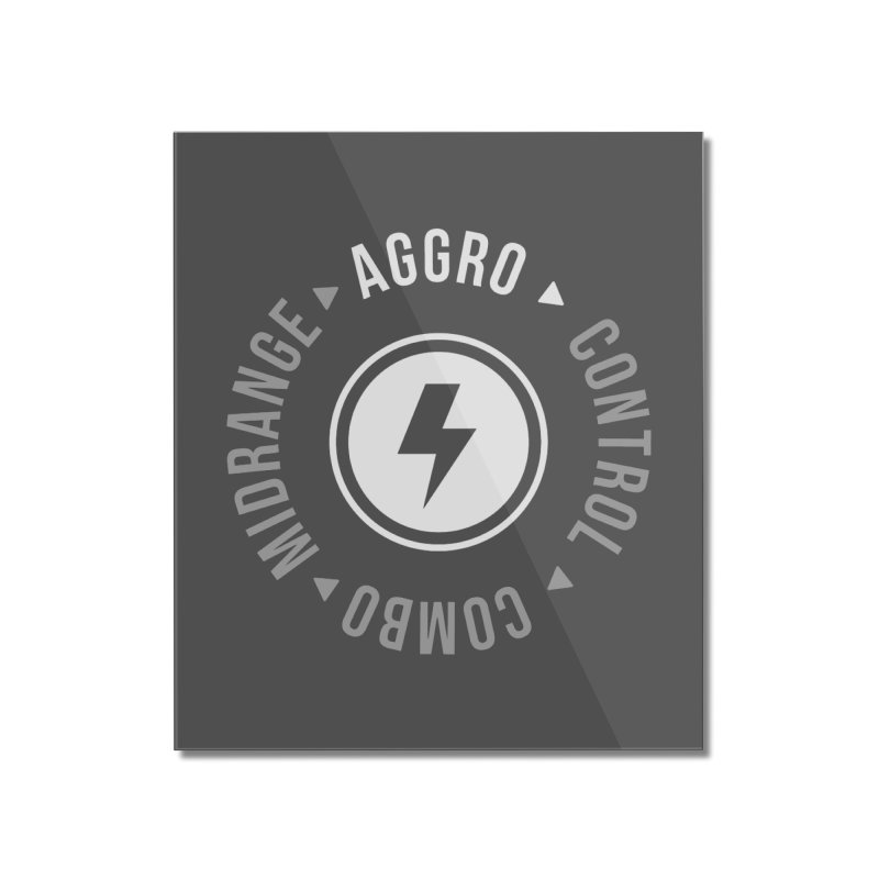 Aggro Mode Home Mounted Acrylic Print by Epic Upgrades