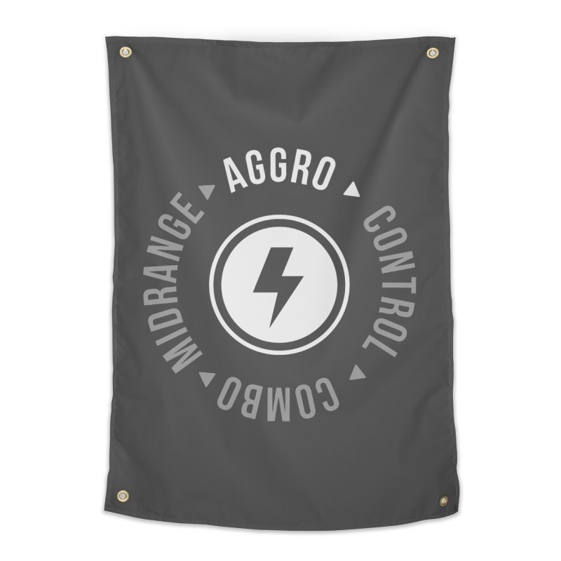 Aggro Mode Home Tapestry by Epic Upgrades
