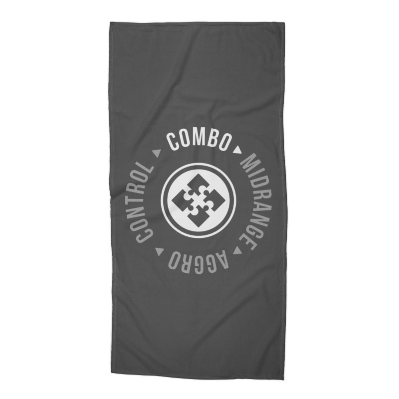 Combo Mode Accessories Beach Towel by Epic Upgrades