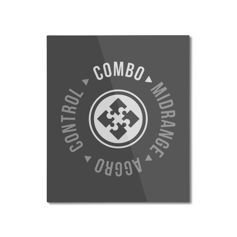 Combo Mode Home Mounted Aluminum Print by Epic Upgrades