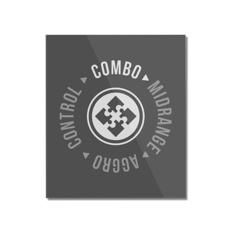 Combo Mode Home Mounted Acrylic Print by Epic Upgrades