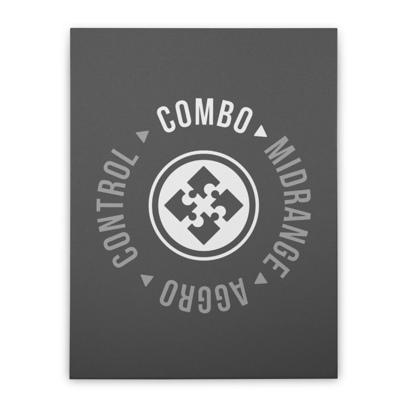 Combo Mode Home Stretched Canvas by Epic Upgrades