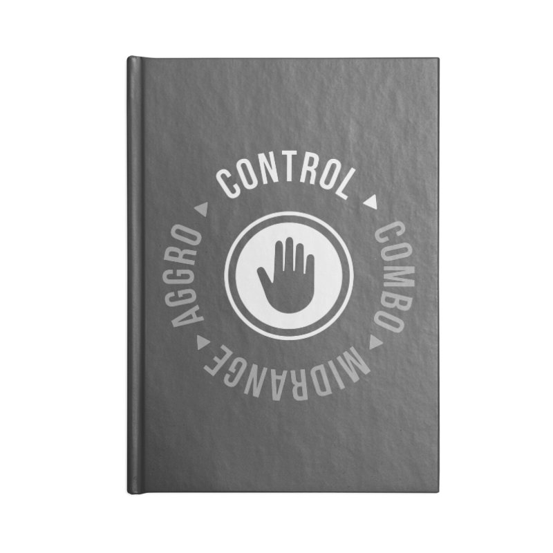 Control Mode Accessories Notebook by Epic Upgrades