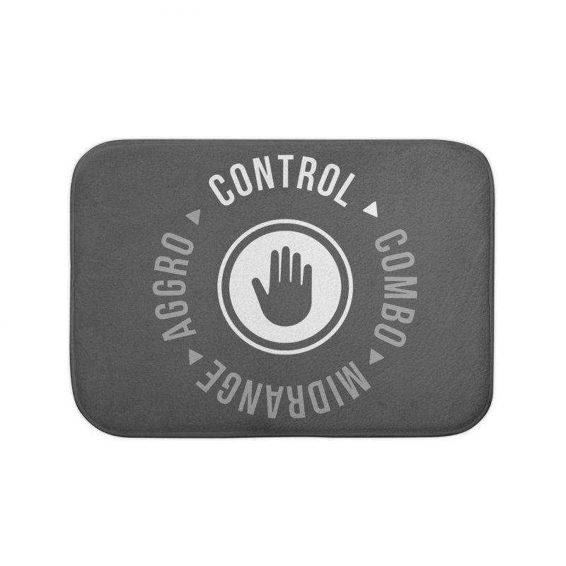 Control Mode Home Bath Mat by Epic Upgrades
