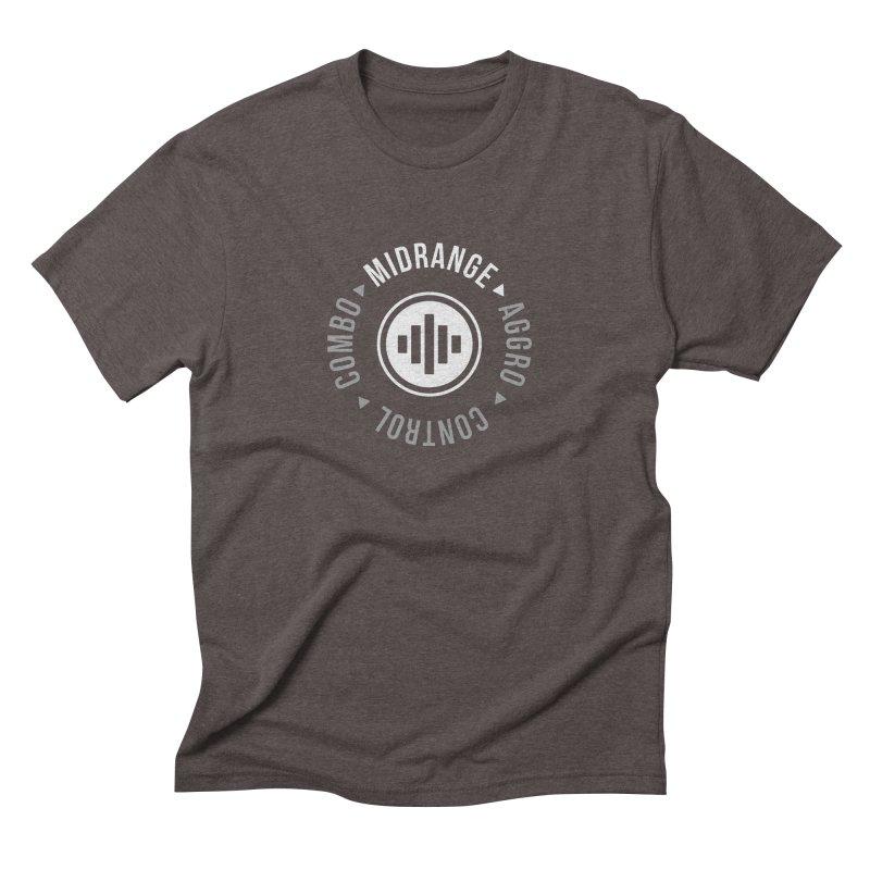 Midrange Mode Men's Triblend T-Shirt by Epic Upgrades