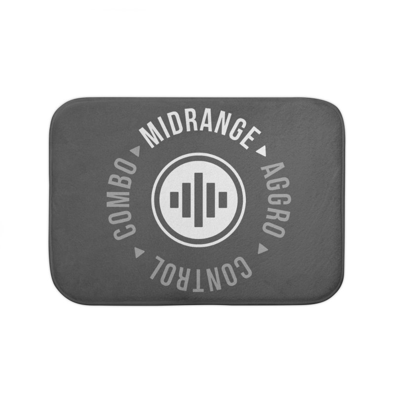 Midrange Mode Home Bath Mat by Epic Upgrades