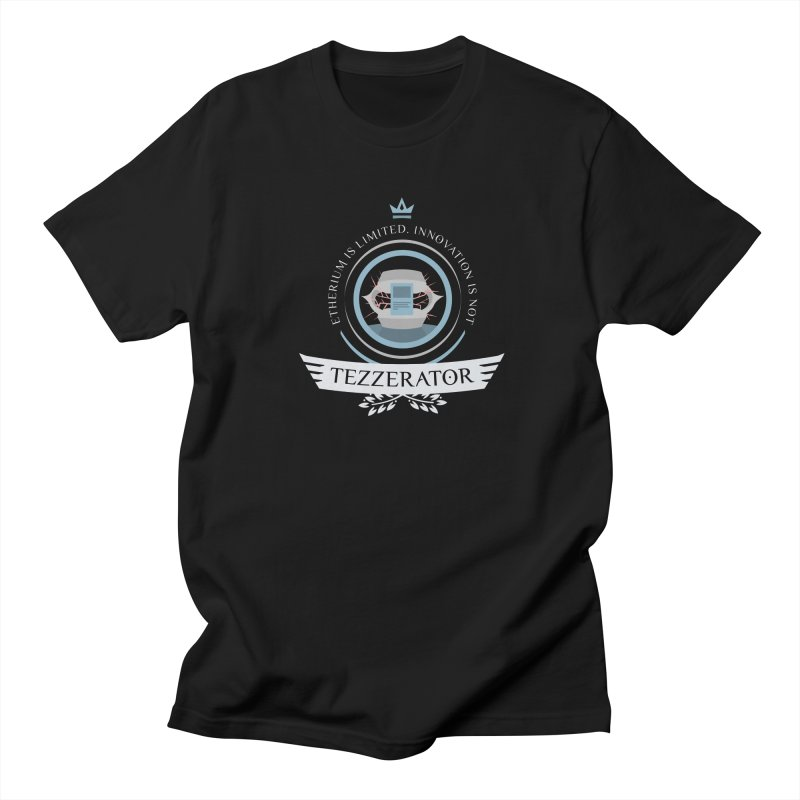 Tezzerator! Men's T-Shirt by Epic Upgrades