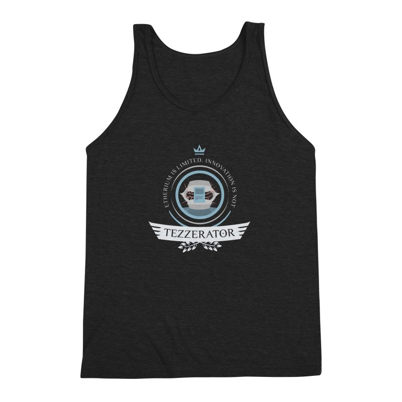 Tezzerator! Men's Triblend Tank by Epic Upgrades