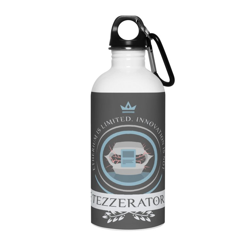 Tezzerator! Accessories Water Bottle by Epic Upgrades