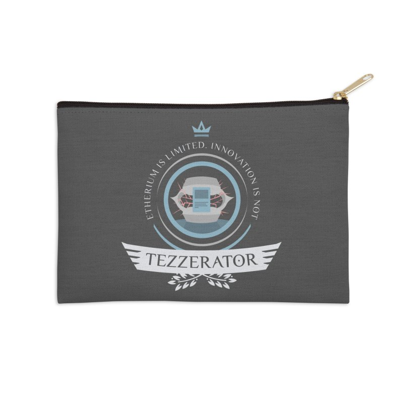 Tezzerator! Accessories Zip Pouch by Epic Upgrades