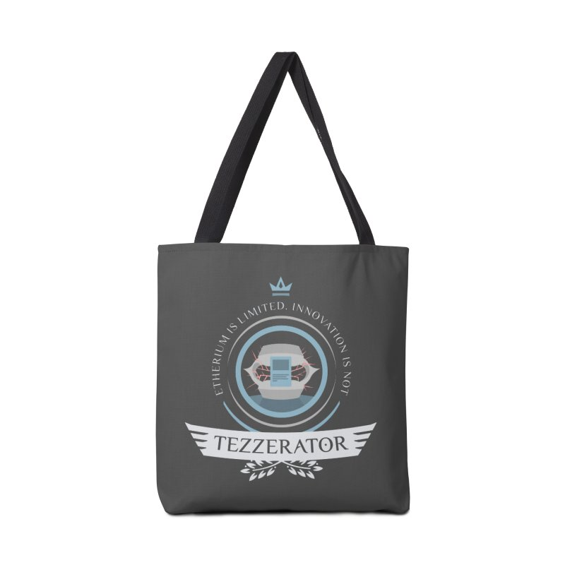 Tezzerator! Accessories Bag by Epic Upgrades