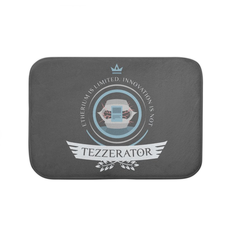 Tezzerator! Home Bath Mat by Epic Upgrades