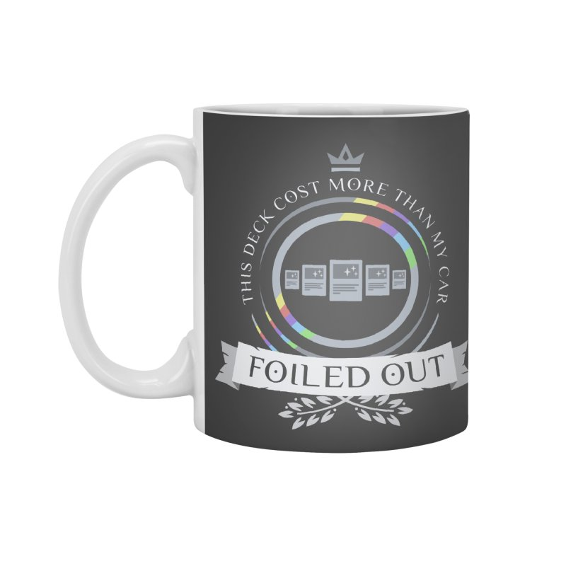 Foiled Out Accessories Mug by Epic Upgrades