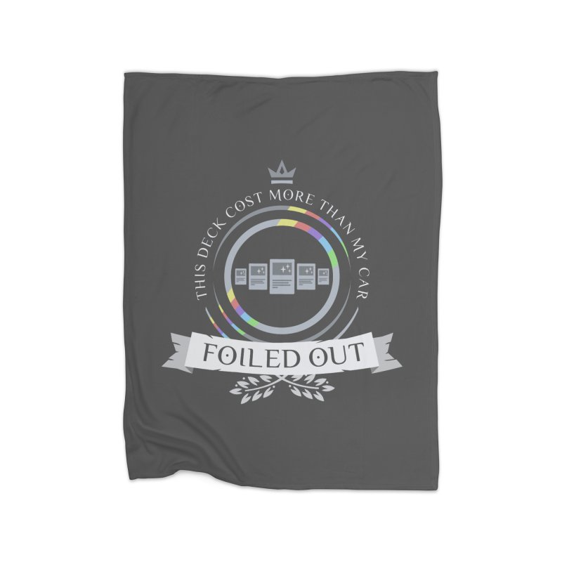 Foiled Out Home Blanket by Epic Upgrades