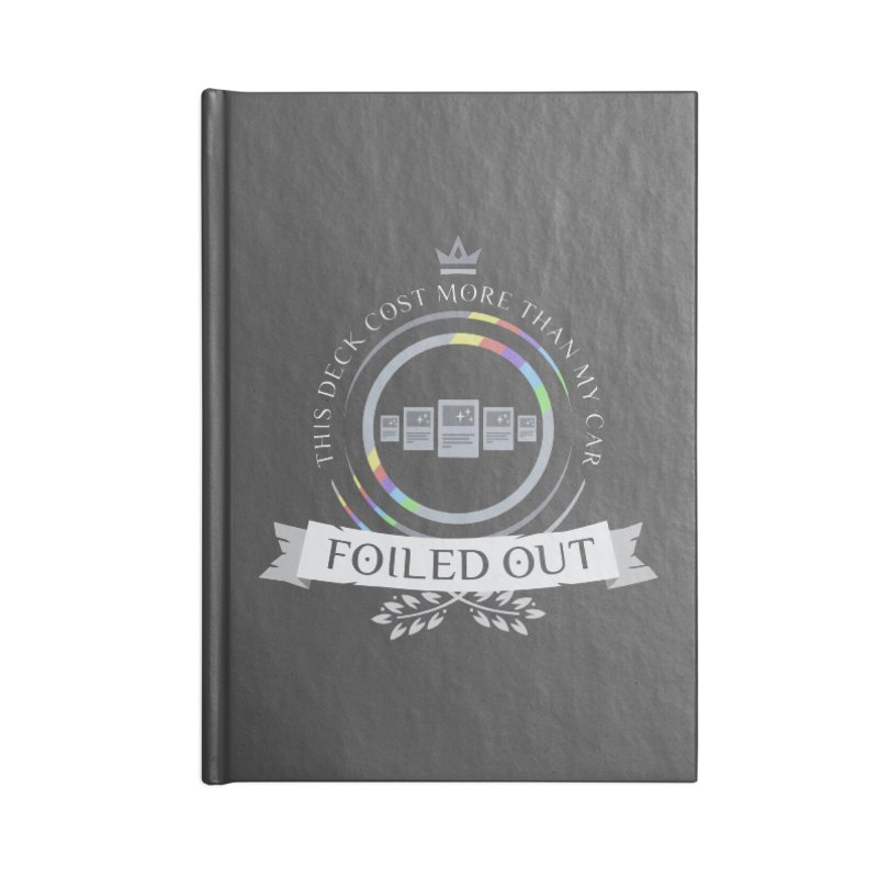 Foiled Out Accessories Notebook by Epic Upgrades