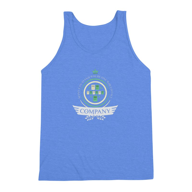 Collected Company Life V1 Men's Triblend Tank by Epic Upgrades