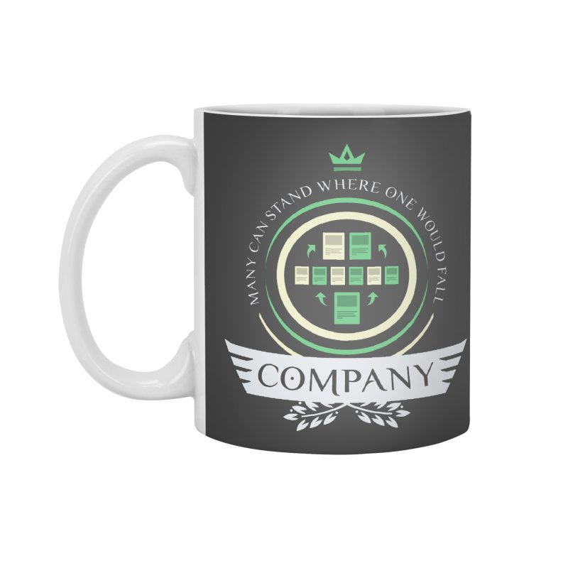 Collected Company Life V1 Accessories Mug by Epic Upgrades