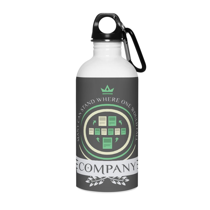 Collected Company Life V1 Accessories Water Bottle by Epic Upgrades