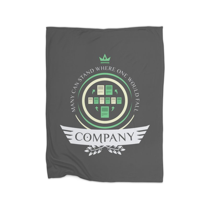 Collected Company Life V1 Home Blanket by Epic Upgrades