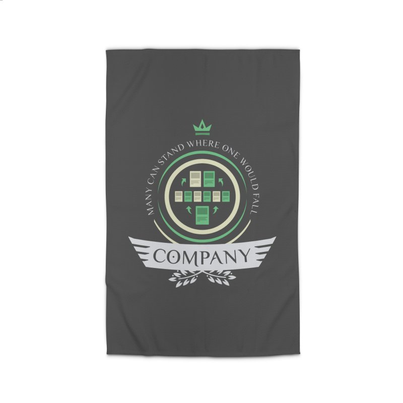 Collected Company Life V1 Home Rug by Epic Upgrades