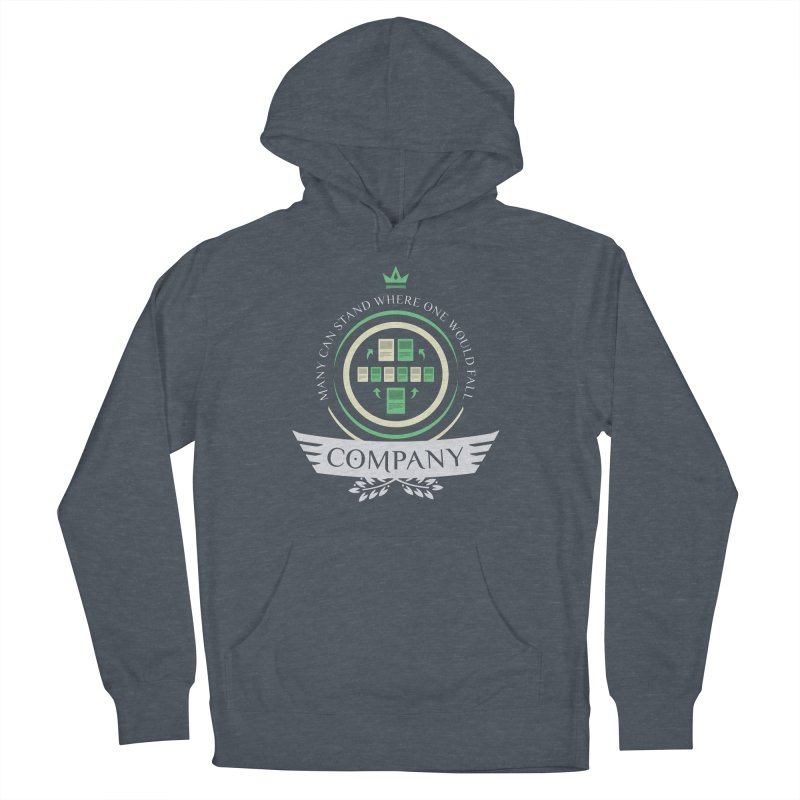 Collected Company Life V1 Men's Pullover Hoody by Epic Upgrades
