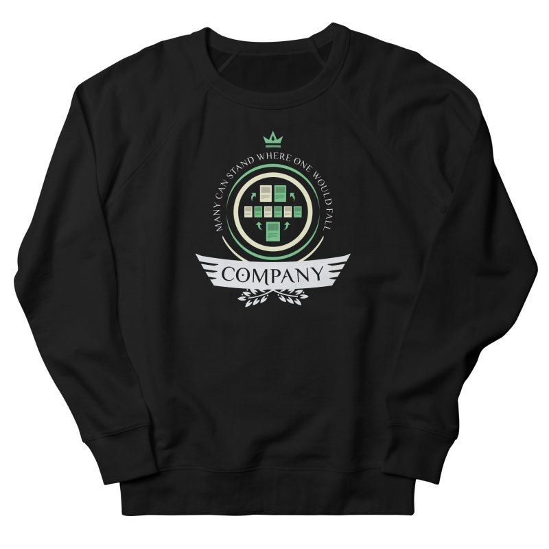 Collected Company Life V1 Men's Sweatshirt by Epic Upgrades