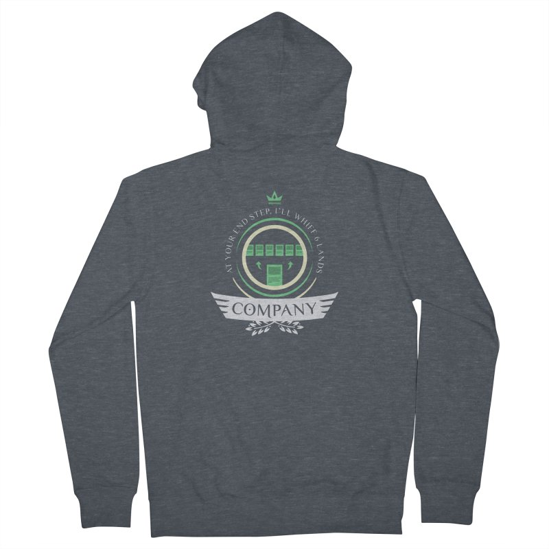 Collected Company Life V2 Men's Zip-Up Hoody by Epic Upgrades