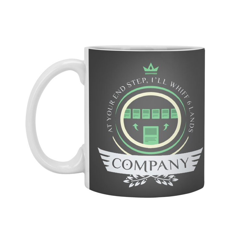 Collected Company Life V2 Accessories Mug by Epic Upgrades