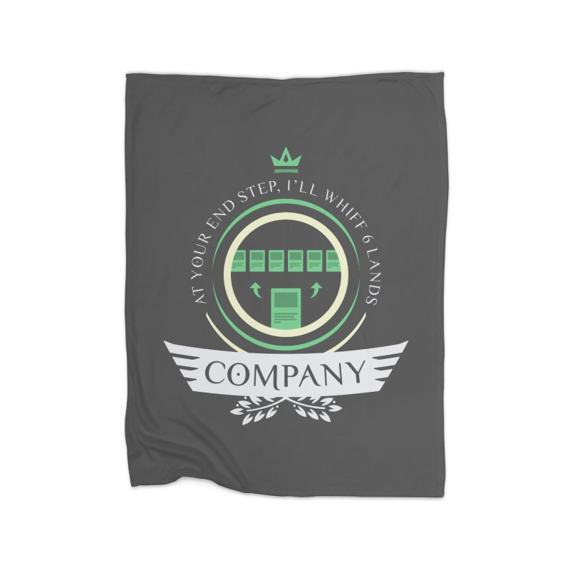 Collected Company Life V2 Home Blanket by Epic Upgrades
