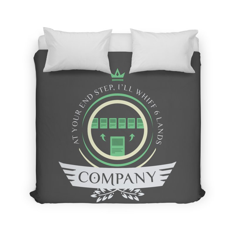 Collected Company Life V2 Home Duvet by Epic Upgrades