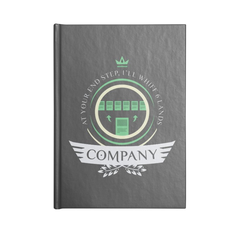 Collected Company Life V2 Accessories Notebook by Epic Upgrades