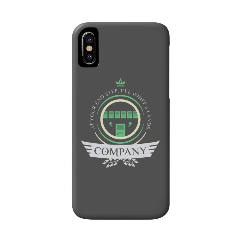 Collected Company Life V2 Accessories Phone Case by Epic Upgrades