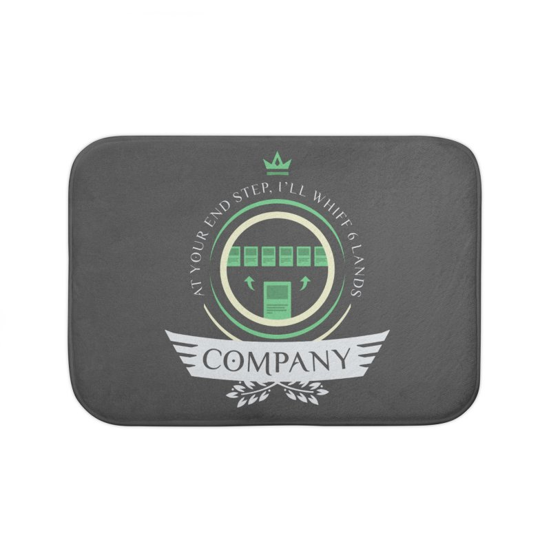 Collected Company Life V2 Home Bath Mat by Epic Upgrades
