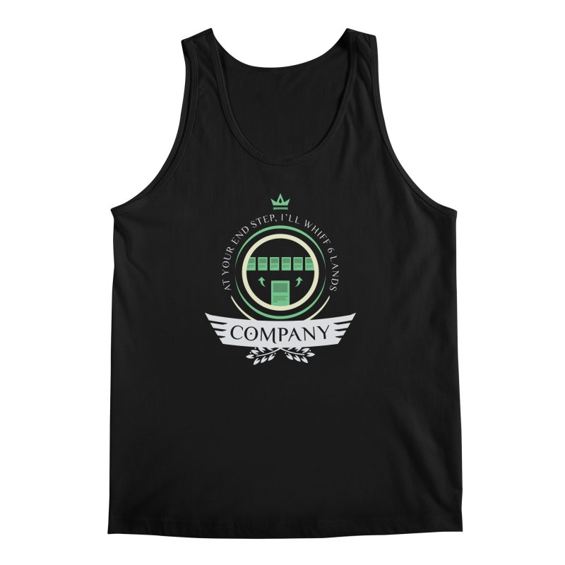 Collected Company Life V2 Men's Tank by Epic Upgrades