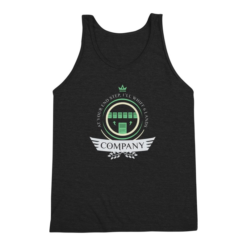 Collected Company Life V2 Men's Triblend Tank by Epic Upgrades