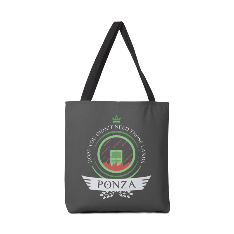 Ponza Life Accessories Bag by Epic Upgrades