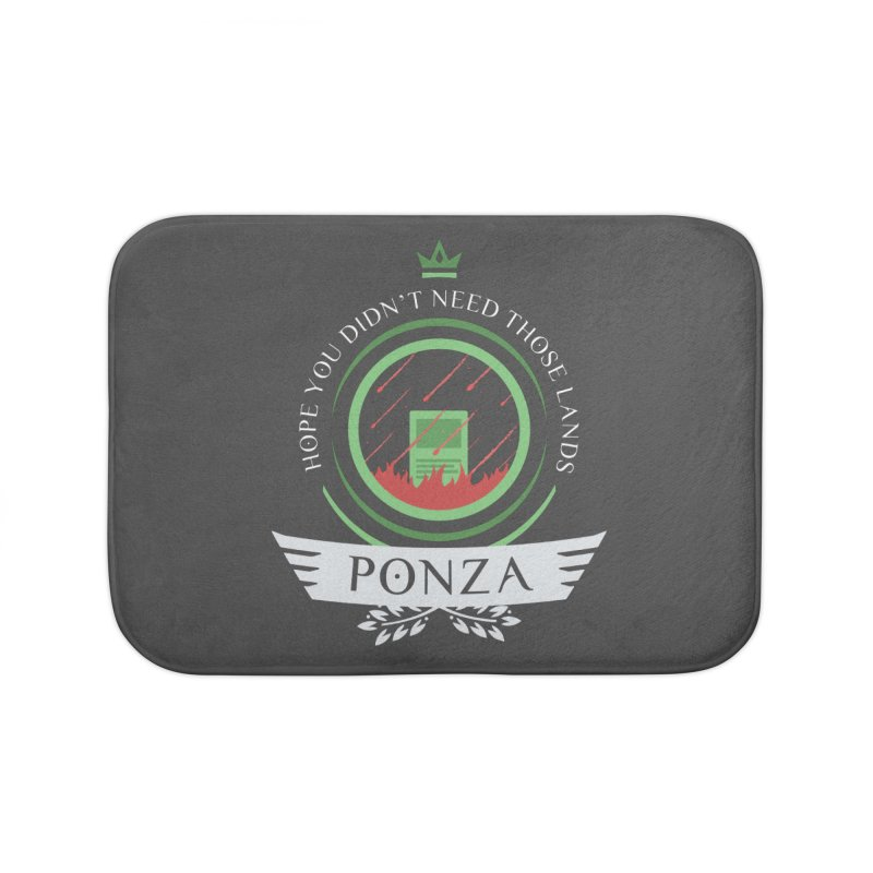 Ponza Life Home Bath Mat by Epic Upgrades