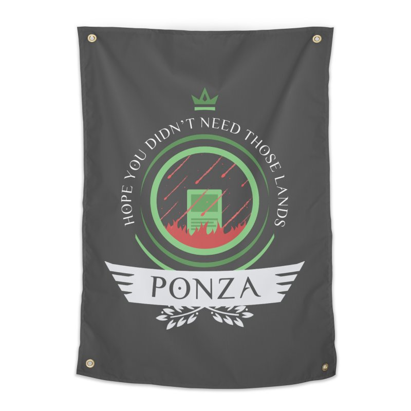 Ponza Life Home Tapestry by Epic Upgrades